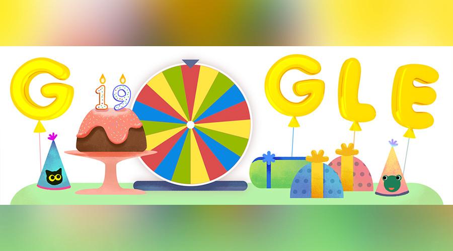 Procrastination station: Google releases new batch of addictive birthday doodles