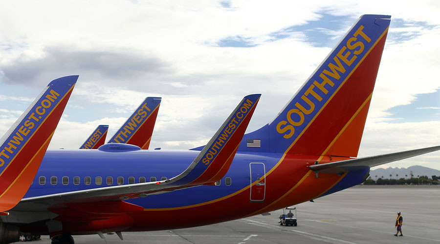 Woman dragged off Southwest Airlines flight after she complains of pet allergy (VIDEO)