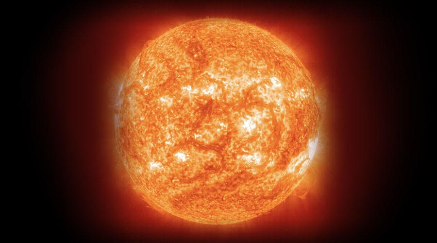 NASA satellite captures rare X-class solar flare exploding into space (VIDEO)