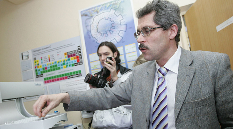 Arrest warrant issued in Russia for former head of Moscow anti-doping lab Rodchenkov