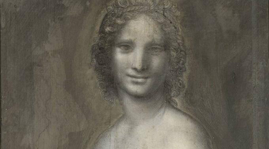 Could 'nude Mona Lisa' solve mystery of iconic smile? (PHOTOS)