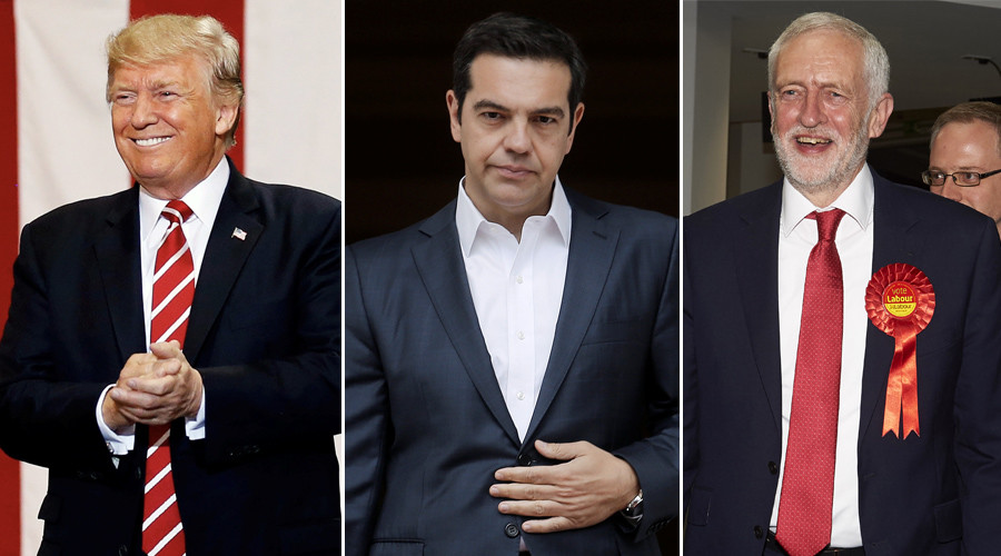Trump, Syriza & Brexit prove voting is only small part of the battle