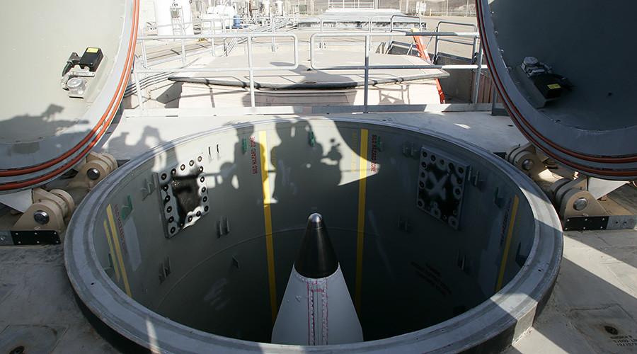 Raid maintenance fund for missile defense, Pentagon asks Congress