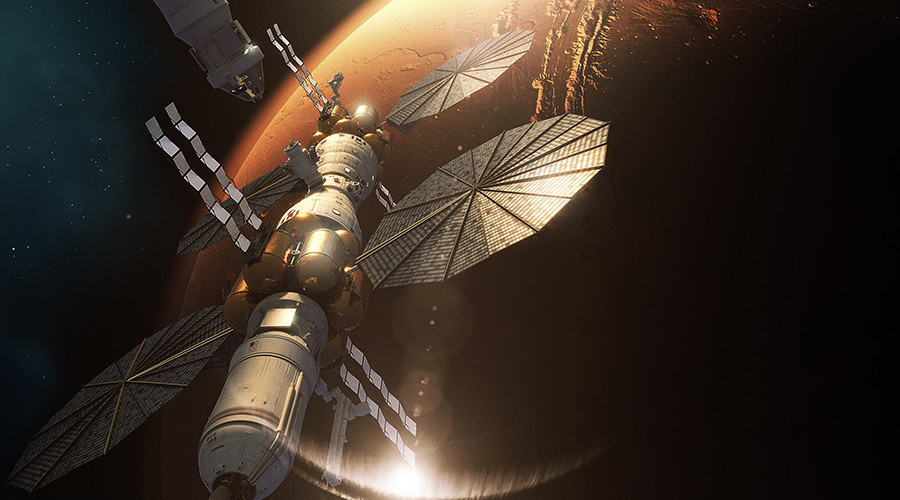 Space Race 2.0: SpaceX rival Lockheed Martin reveals plan for Mars (PICTURES, VIDEO)