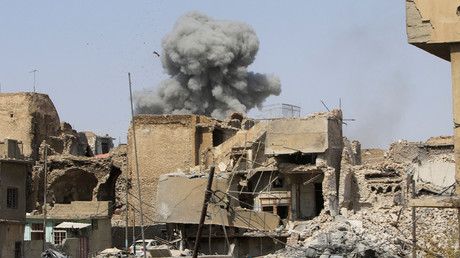 US-led forces confirm 'unintentional killing' of 61 more civilians in Iraq, Syria