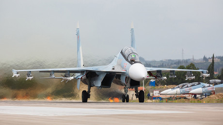 Sukhoi Su-27 fighter aircraft © Vadim Grishankin