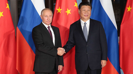 Putin & Xi agree to 'appropriately deal' with N. Korea test, urge all sides 'to show restraint'