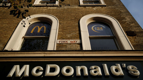 McDonald's downplays Corbyn-backed workers' strike over pay and conditions