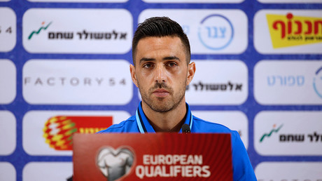 Israel captain banned for tearing off armband in World Cup defeat, quits national team