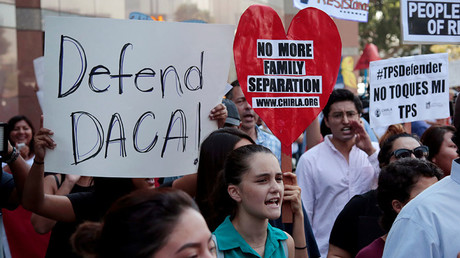 'Bill of love' promised for Dreamers as high stakes immigration reform negotiated