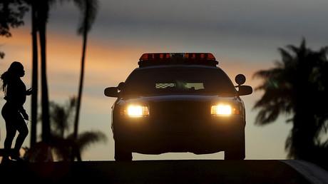 Atlanta cops run suspect over in case of mistaken identity