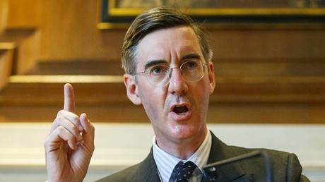 Conservative MP Jacob Rees-Mogg. © Tolga Akmen / London News Pictures / Global Look Press