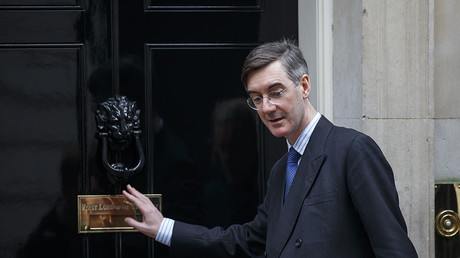 Jacob Rees-Mogg. © Tolga Akmen / Global Look Press