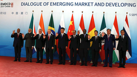 The BRICS strike back
