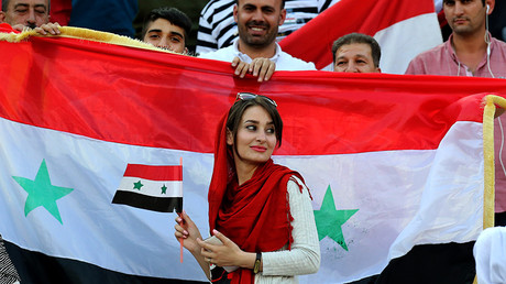 'Humiliating': Iranian women excluded as Syrian women watch World Cup qualifier in stadium