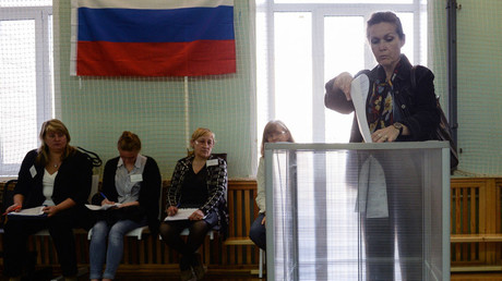 Russian elections boss reports of additional measures to boost transparency of upcoming polls