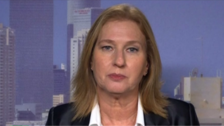 Tzipi Livni, a prominent Israeli politician and former foreign minister of Israel