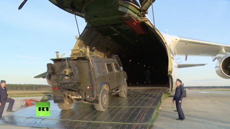 Russia sends sappers to help demine liberated parts of Deir ez-Zor (VIDEO)