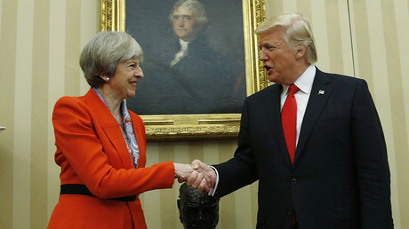 Special relationship test: May seeks huge Trump favor over Boeing's Bombardier battle