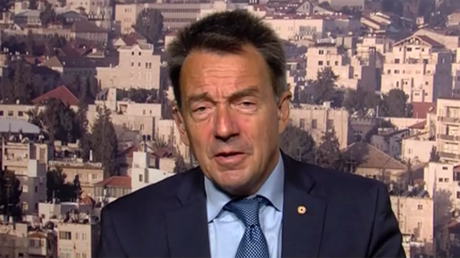 War without law? Ft. Peter Maurer, President of the International Committee of the Red Cross