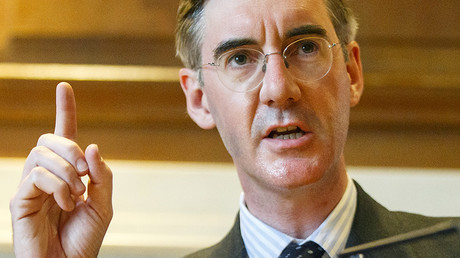 Conservative MP Jacob Rees-Mogg © Tolga Akmen / ZUMA Press / Global Look Press