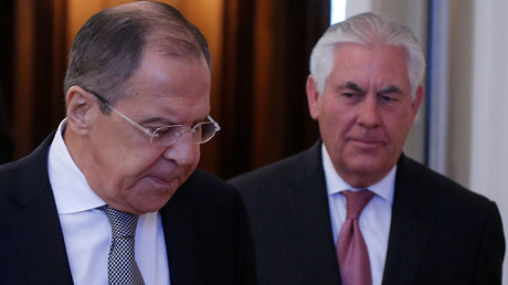 Tillerson calls Lavrov to discuss Russia-US cooperation on Syria