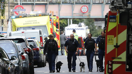 'Failed detonation in London Tube attack could provide valuable forensics'