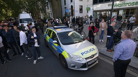 18yo man arrested by police investigating Parsons Green bomb attack
