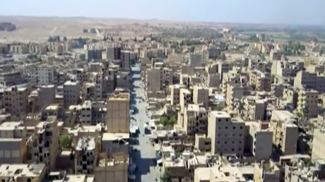 Drone footage of Deir ez-Zor shows city recovering from 3-year ISIS siege (EXCLUSIVE VIDEOS)