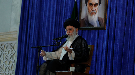 Iran will react strongly to any 'wrong move' by US over nuclear deal - Supreme Leader Khamenei