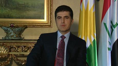 Nechirvan Barzani - Prime Minister of Iraqi Kurdistan