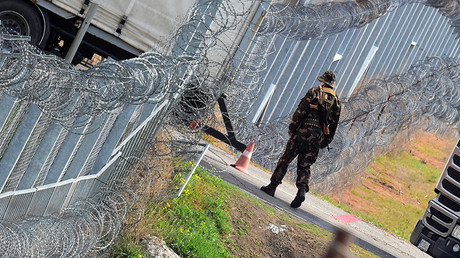 Hungary credits razor wire border fence for almost 100 percent drop in illegal migration