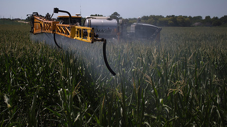 Dow's toxic pesticide released to the public