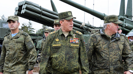 The problem with the 'Gerasimov Doctrine' is that it doesn't exist