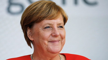 German Chancellor Angela Merkel © Morris Mac Matzen
