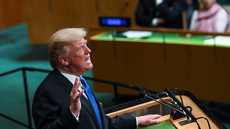 'Shameless, ignorant, new Hitler': Iran & Venezuela fire back after Trump criticism at UN