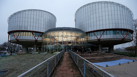 General view of the European Court of Human Rights © Vincent Kessler