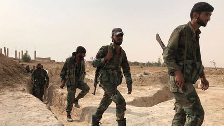 Syrian Army crosses the Euphrates, milestone on road to sovereignty