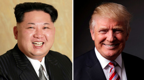 North Korean leader Kim Jong Un and US President Donald Trump © Reuters