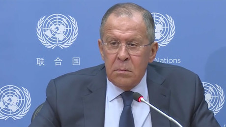 'We need to cool hotheads down': Lavrov urges diplomatic solution to N. Korea crisis