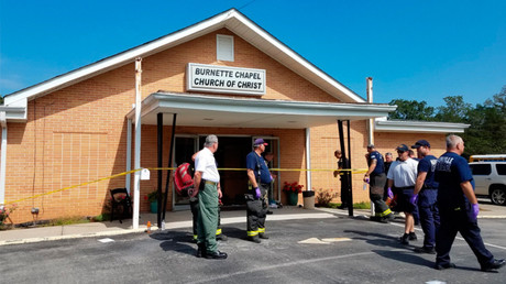 1 dead, 8 injured at 'mass casualty incident' at Tennessee church