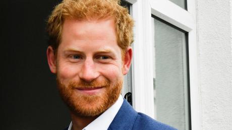 Britain's Prince Harry © Arthur Edwards