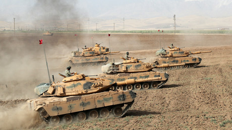 Turkish army at Iraqi border and ready to take 'necessary steps' - Erdogan