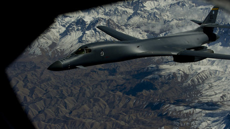A B-1B Lancer © U.S. Air Forces