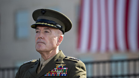 General Joseph Dunford © Andrew Harrer / Global Look Press
