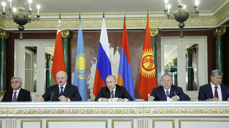 Eurasian Economic Union today