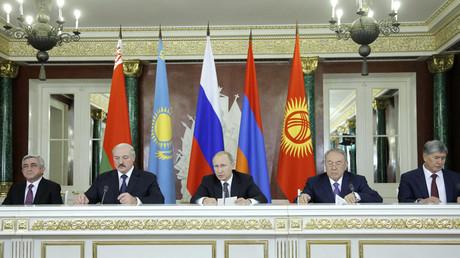 Eurasian Economic Union today