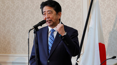 'Dangerous direction: If Japan's Abe wins snap election, he'll join US in confronting N.Korea'