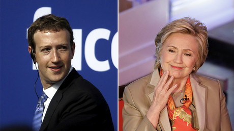Podesta emails showed Facebook colluded with Clinton, Assange reminds