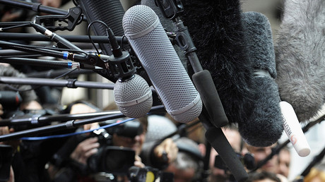 The corporate state escalates media censorship